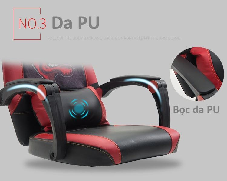 Đệm ghế Cross Fire Swingchair.vn